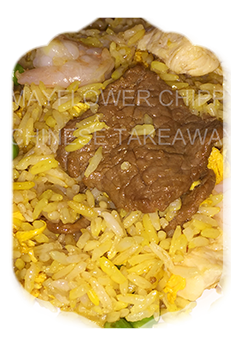 17A. Special Fried Rice(Dry)