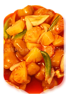 77. Sweet & Sour Chicken